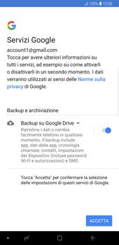Samsung Galaxy Note9 - Applicazioni - Configurazione del negozio applicazioni - Fase 19
