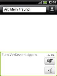 HTC A3333 Wildfire - MMS - Erstellen und senden - Schritt 10