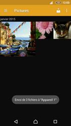 Sony Xperia Z5 Compact - Photos, vidéos, musique - Envoyer une photo via Bluetooth - Étape 12