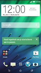 HTC Desire 816 - Internet - Handmatig instellen - Stap 1
