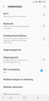 Samsung Galaxy S9 - internet - handmatig instellen - stap 5
