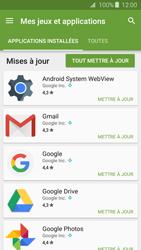Samsung Samsung Galaxy J3 2016 - Applications - Comment vérifier les mises à jour des applications - Étape 6