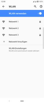 Sony Xperia 10 - WLAN - Manuelle Konfiguration - Schritt 7