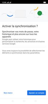 Oppo Reno 2Z - E-mails - Ajouter ou modifier votre compte Yahoo - Étape 8
