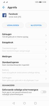 Huawei Mate 20 Lite - apps - apps afsluiten - stap 6