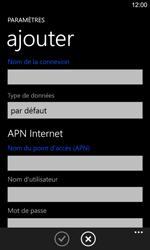 Nokia Lumia 925 - MMS - Configuration manuelle - Étape 6