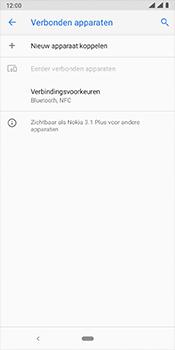 Nokia 3.1 Plus - Android Pie - bluetooth - aanzetten - stap 5