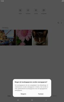 Samsung galaxy-tab-a-10-5-sm-t595-android-pie - Contacten en data - Foto