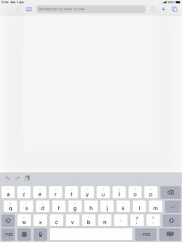 Apple iPad Air (2019) - iPadOS 13 - Internet et roaming de données - Navigation sur Internet - Étape 4