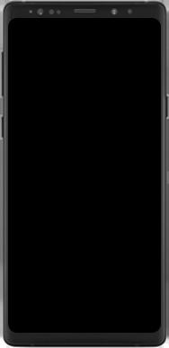 Samsung Galaxy Note9 - Téléphone mobile - Comment effectuer une réinitialisation logicielle - Étape 2