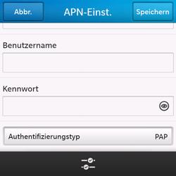 BlackBerry Q10 - Internet - Apn-Einstellungen - 10 / 21