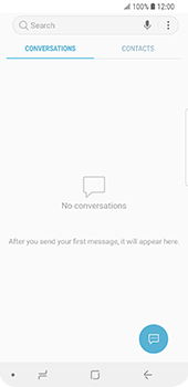 Samsung Galaxy S9 - MMS - Sending pictures - Step 3