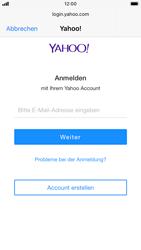 Apple iPhone 8 - iOS 13 - E-Mail - 032b. Email wizard - Yahoo - Schritt 6