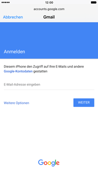 Apple iPhone 6 Plus - E-Mail - Konto einrichten (gmail) - 2 / 2