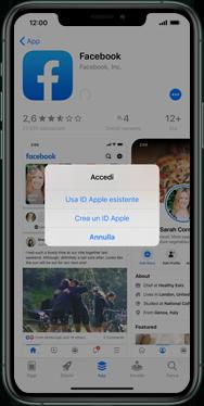 Apple iPhone SE - iOS 13 - Applicazioni - Configurazione del negozio applicazioni - Fase 8