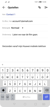 Huawei p30-lite-dual-sim-model-mar-lx1a - E-mail - Bericht met attachment versturen - Stap 9