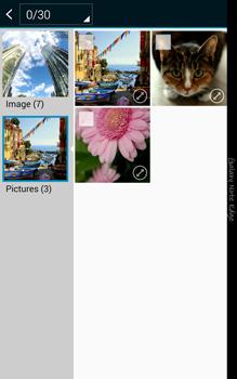 Samsung Galaxy Note Edge - e-mail - hoe te versturen - stap 18