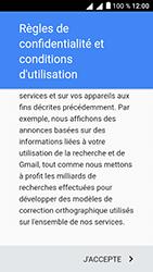 Alcatel U5 - Applications - Créer un compte - Étape 15