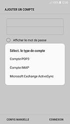 Samsung A320F Galaxy A3 (2017) - Android Oreo - E-mail - Configuration manuelle - Étape 9