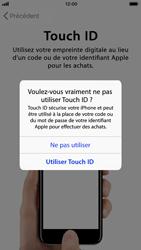 Apple iPhone 8 - Premiers pas - Créer un compte - Étape 12