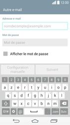 LG D855 G3 - E-mails - Ajouter ou modifier votre compte Outlook - Étape 6