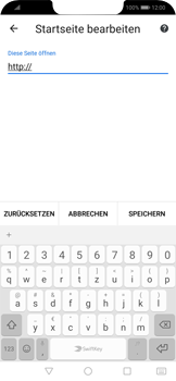 Huawei Mate 20 Lite - Internet - Manuelle Konfiguration - 28 / 36