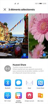 Huawei P40 - Photos, vidéos, musique - Envoyer une photo via Bluetooth - Étape 9