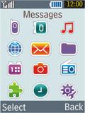 Samsung B2100 Xplorer - E-mail - Sending emails - Step 3