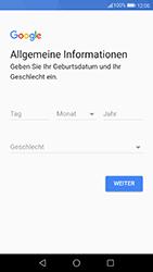 Huawei P10 - Apps - Konto anlegen und einrichten - 6 / 19