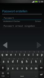 HTC Desire 601 - Apps - Konto anlegen und einrichten - 10 / 24
