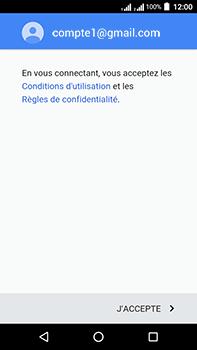Acer Liquid Zest 4G Plus Double SIM - E-mail - Configuration manuelle (gmail) - Étape 13