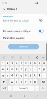 Samsung Galaxy S10e - WiFi - Configuration du WiFi - Étape 8