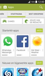 Samsung Galaxy J1 (SM-J100H) - Applicaties - Downloaden - Stap 5