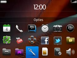 BlackBerry 9900 Bold Touch - BlackBerry activeren - BlackBerry ID activeren - Stap 3