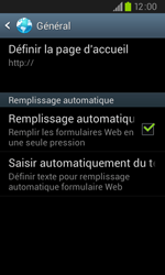 Samsung I9105P Galaxy S II Plus - Internet - configuration manuelle - Étape 21