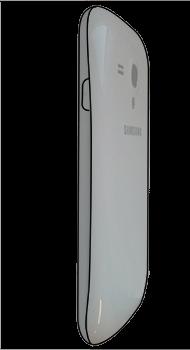 Samsung I8190 Galaxy S3 Mini - SIM-Karte - Einlegen - Schritt 6