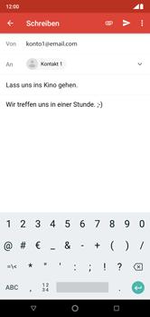 Nokia 6.1 Plus - E-Mail - E-Mail versenden - 9 / 17