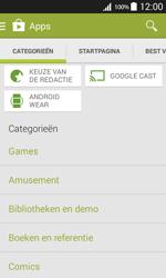Samsung Galaxy Core Prime (G360F) - apps - app store gebruiken - stap 6