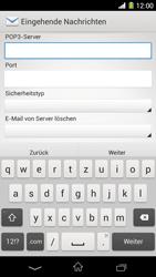 Sony Xperia Z1 - E-Mail - Konto einrichten - 2 / 2