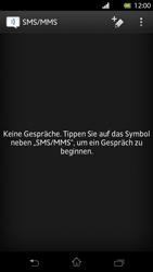 Sony Xperia T - MMS - Erstellen und senden - Schritt 5