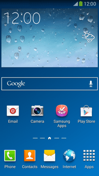 Samsung Galaxy Note III LTE - Applications - How to check for app-updates - Step 1