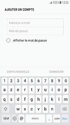 Samsung Galaxy J3 (2017) - E-mail - configuration manuelle - Étape 6
