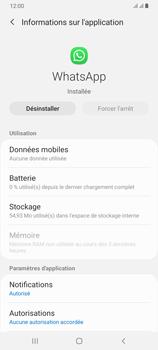Samsung Galaxy A70 - Applications - Comment désinstaller une application - Étape 6