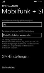 Microsoft Lumia 532 - Netzwerk - Netzwerkeinstellungen ändern - 5 / 7