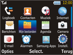 Samsung S3570 Chat 357 - contacten, foto