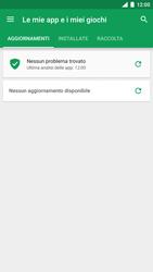 Nokia 8 - Applicazioni - Come verificare la disponibilità di aggiornamenti per l