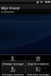 Sony Xperia Mini Pro - MMS - Afbeeldingen verzenden - Stap 7