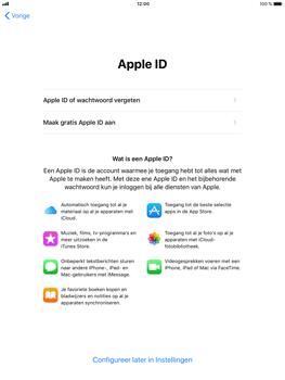 Apple iPad Mini 3 - iOS 11 - Toestel - Toestel activeren - Stap 18