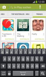 Samsung S7275 Galaxy Ace 3 - Apps - Herunterladen - Schritt 14