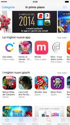Apple iPhone 6 Plus - iOS 8 - Applicazioni - Come verificare la disponibilità di aggiornamenti per l